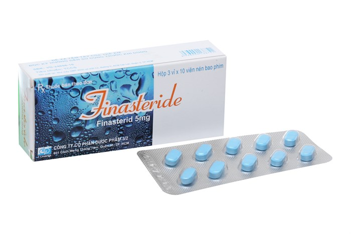 Thuốc ức chế DHT - Finasteride